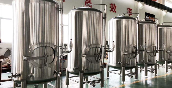 Brite Tanks Bright Beer Tanks For Craft And Commercial Breweries