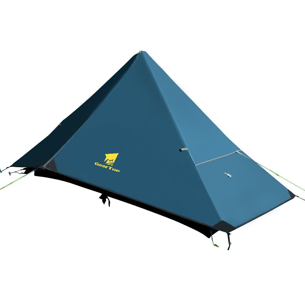 Geertop 1 Person 4 Season Ultralight Backpacking Tent Lightweight
