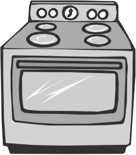 Oven Clipart Oven Bw Template Pinterest Oven Paper