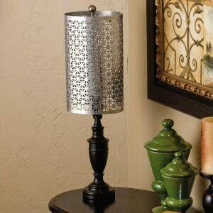 Diy Aluminium Lampshade Diy Lamp Shade Metal Lamp Shade Decor