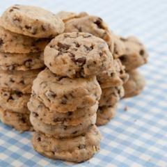 Amerikanische Cookies #chocolatechipcookies