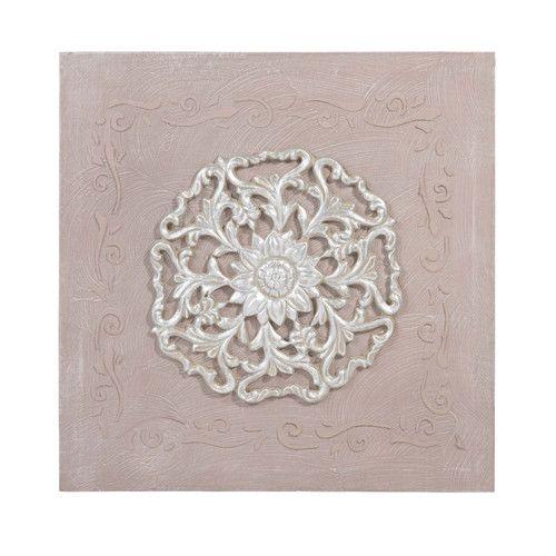 Lienzo de resina 50 x 50 cm HONORINE
