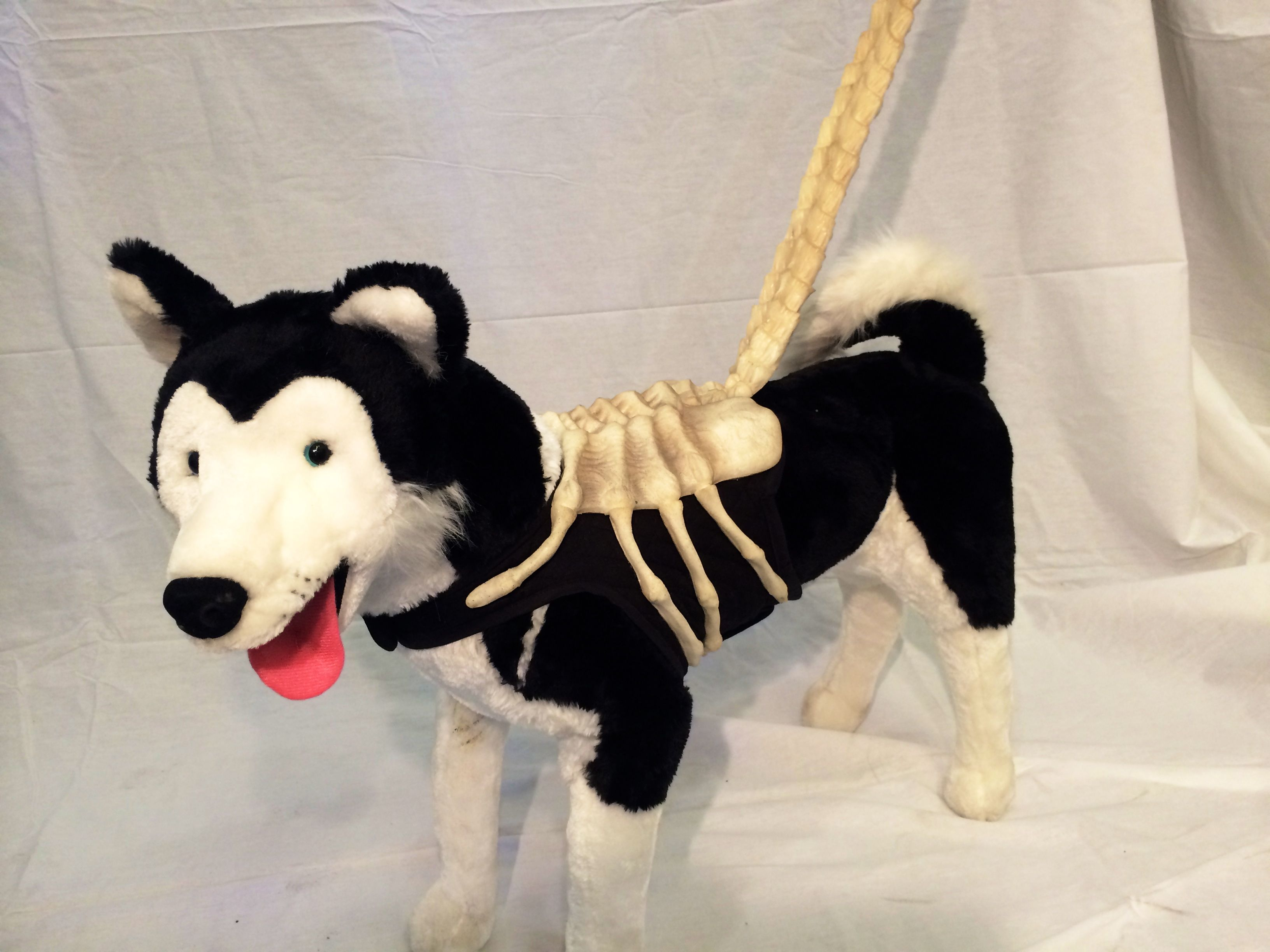 Alien Face Hugger Dog Leash With Harness Designed To Fit A Small To Medium Sized Dog 15 35 Pounds This Leash Connects With V Dog Leash Smart Dog Your Dog
