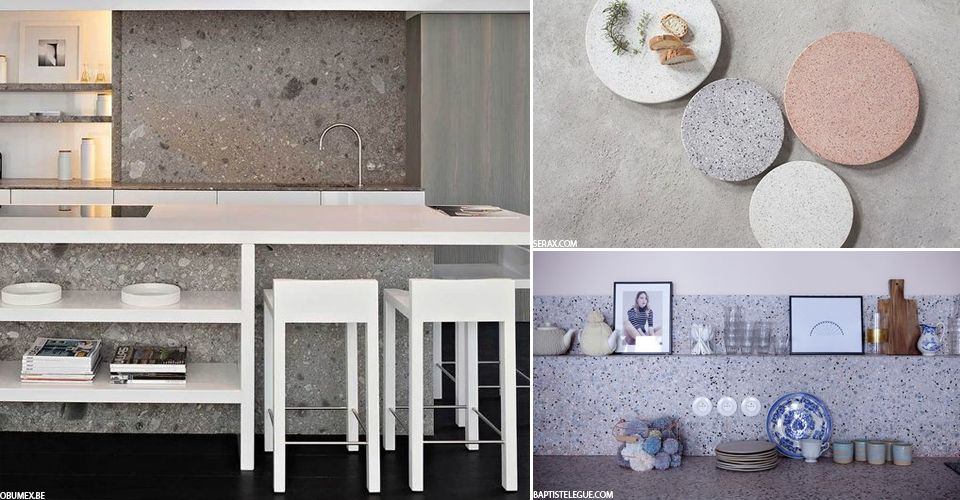Could terrazzo be the new marble the interiors material isnt a new idea