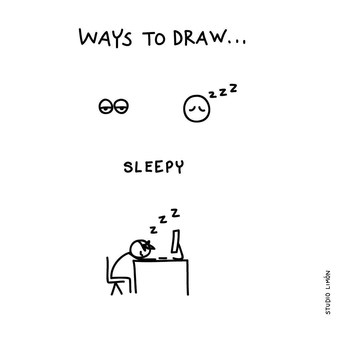 Zzz Word Of Day 23 Ways To Draw Sleepy Waystodraw Sleep Drawing Visualization Visualisieren Bullet Journal Lettering Ideas Sketch Notes Words