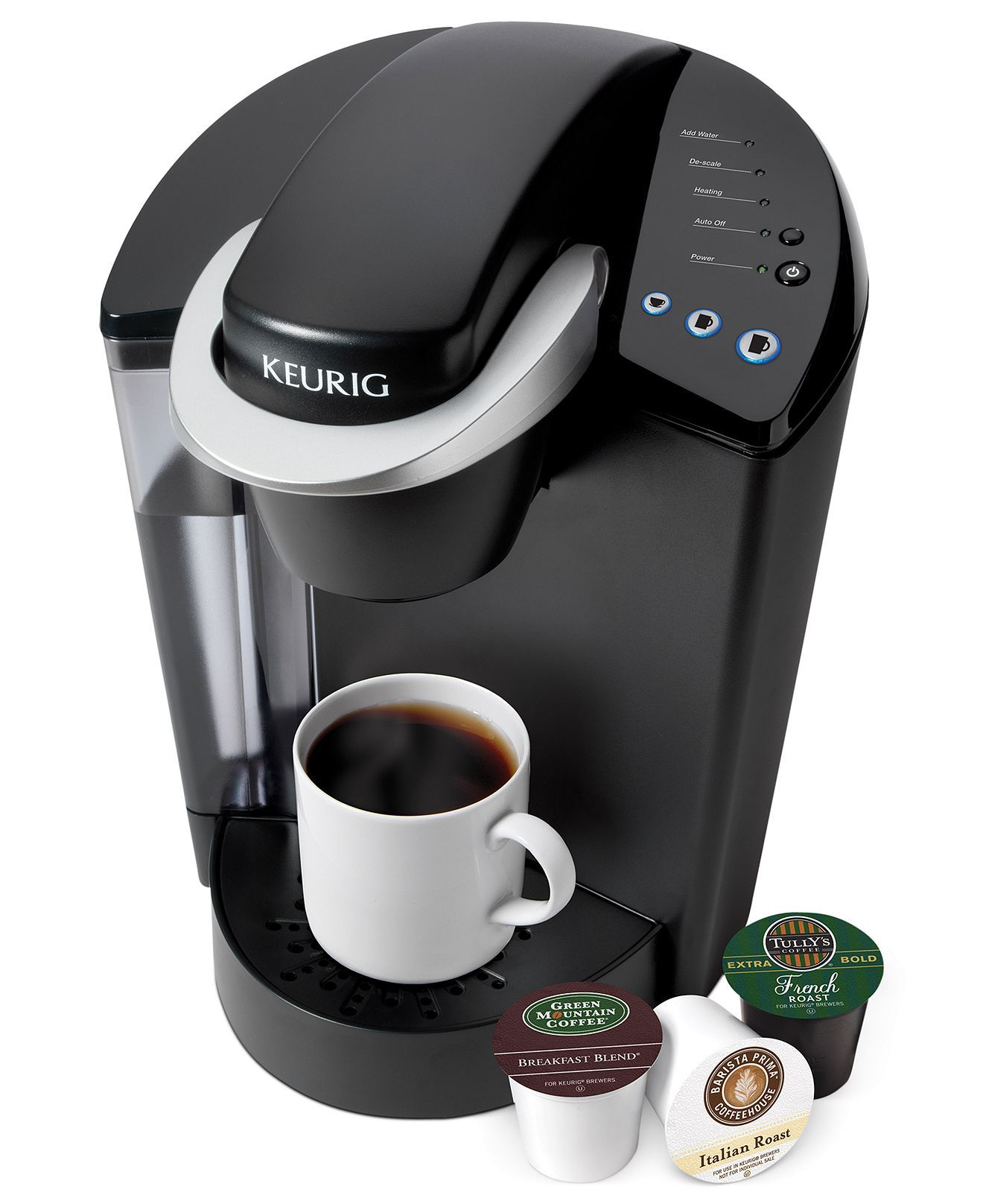 Starbucks at home? Yes, please! Pod coffee makers