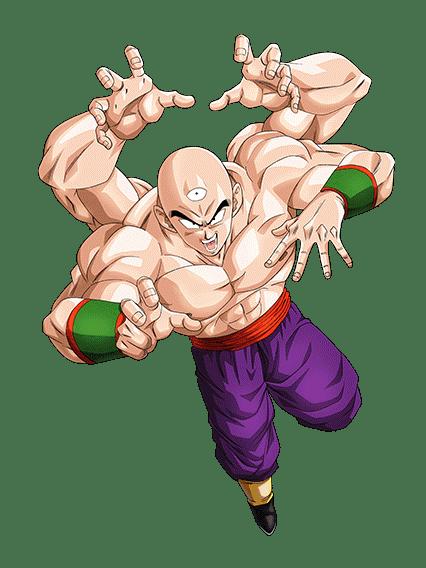 Tien Shinhan Render 9 By Maxiuchiha22 Anime Dragon Ball Super Anime Dragon Ball Goku Dragon Ball Super Goku