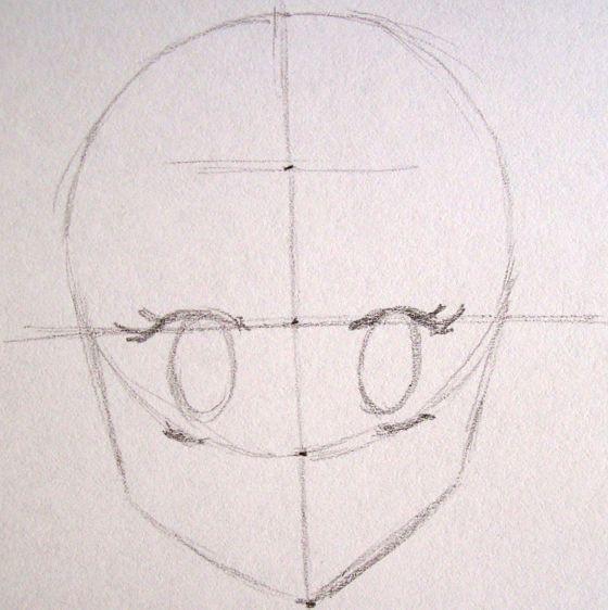 Aprende Como Dibujar Manga Paso A Paso Taringa Manga Drawing Tutorials Art Sketches Manga Drawing