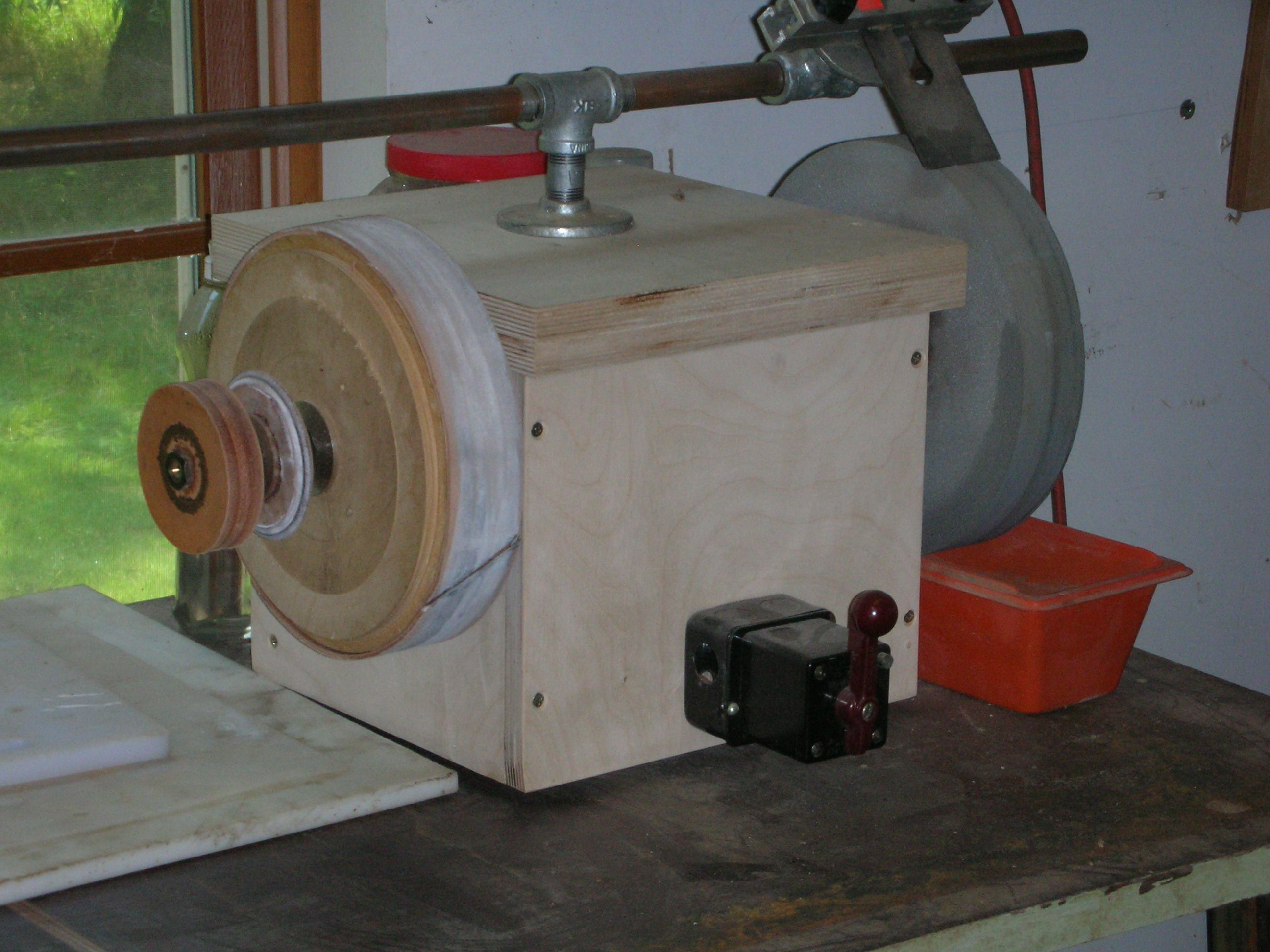 Super Diy Tormek Sharpening System More Versatile Then Ocoug Best Dining Table And Chair Ideas Images Ocougorg