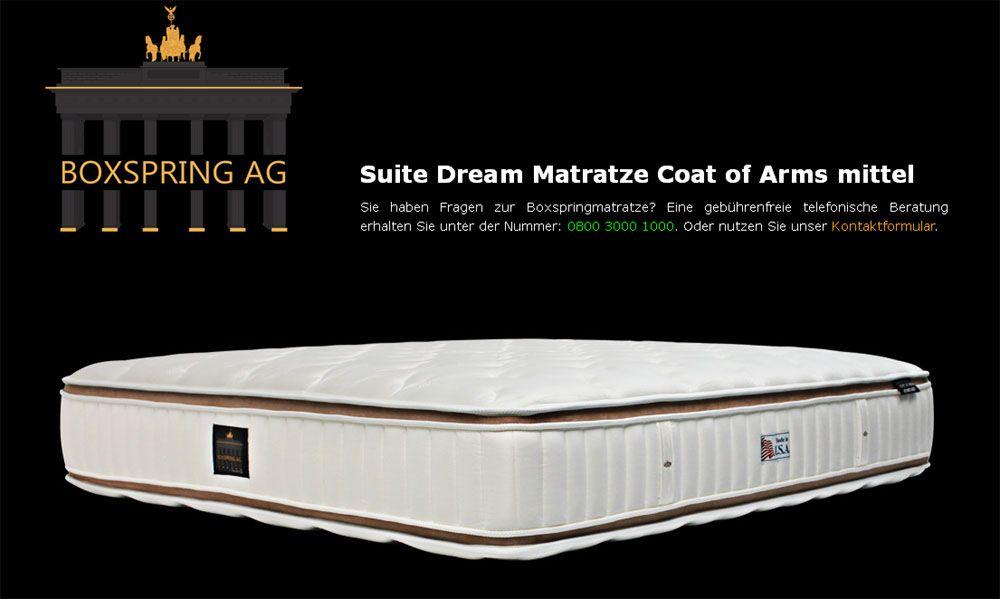 Amerikanische Betten Luxus Boxspringbetten Matratzen Federn Ziel Technik
