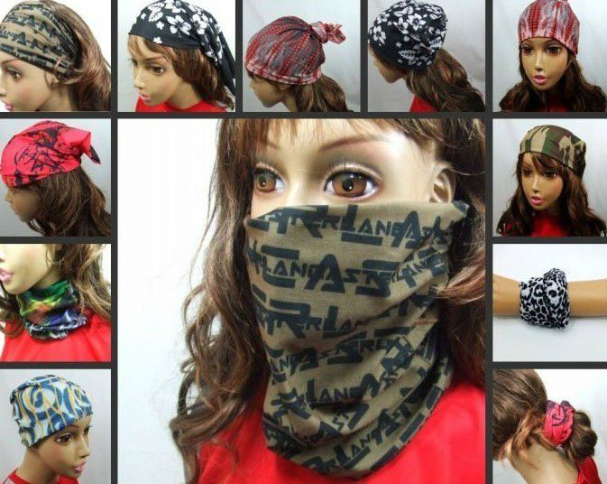 Just picked up a Buff head wrap b67341fe2d5
