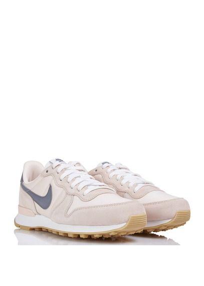 half off 80fa3 57341 Nike Internationalist en cuir et toile by NIKE