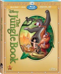 The Jungle Book: Diamond Edition Blu-ray Review