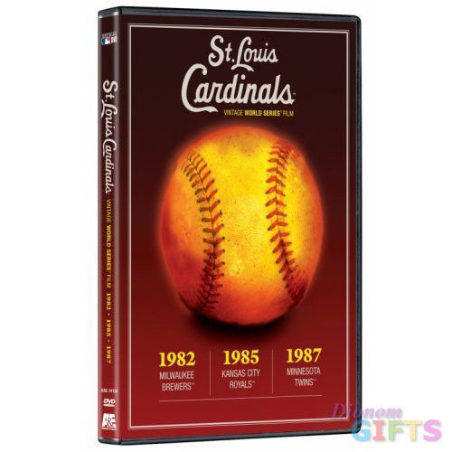 St. Louis Cardinals: Vintage World Series Film 1980's