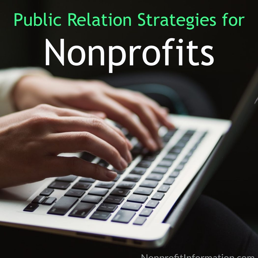Nonprofit Public Relations Tips - Nonprofit Marketing - Non Profit Public Relations - Non Profit Marketing