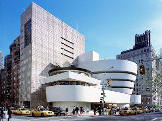 Restoring the Old Girl: New York Part II - The Guggenheim