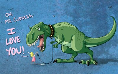 Mr Cuddles T Rex Wallpaper Dinosaur Wallpaper Dinosaur Funny
