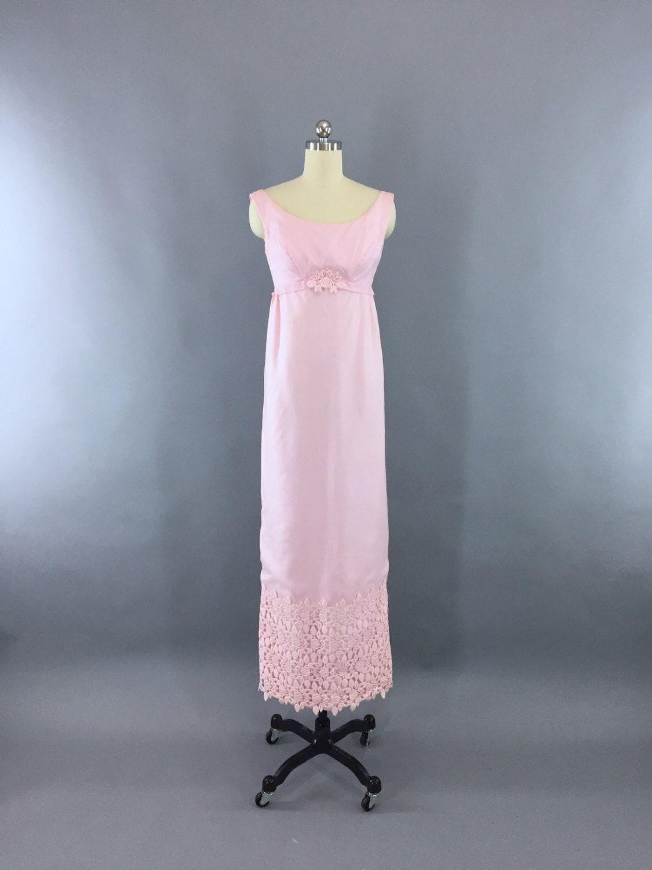 Vintage 1960s Pink Prom Dress Vintage Dresses 1960s Pink Prom Dress 1960s Dresses [ 1500 x 1125 Pixel ]