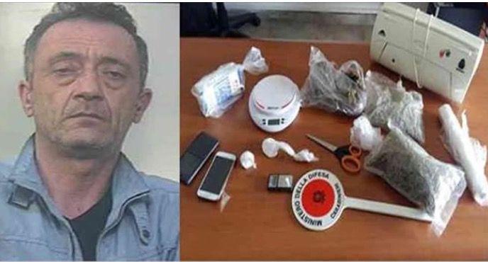 Blitz a Caserta, arrestato 52enne: trovata cocaina e marijuana pronta per la Movida a cura di Redazione - http://www.vivicasagiove.it/notizie/blitz-a-caserta-arrestato-52enne-trovata-cocaina-e-marijuana-pronta-per-la-movida/
