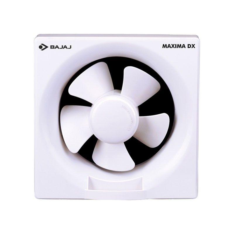 Bajaj Maxima Dx 150mm Exhaust Fan Ventilation Fan Fan Exhaust Fan