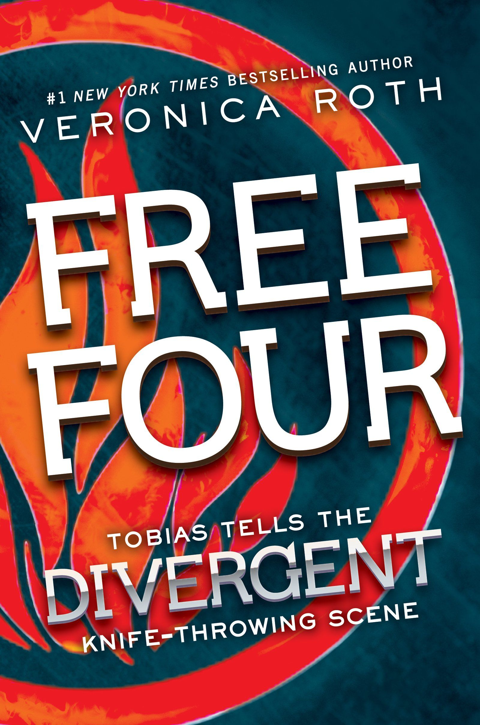 Free Four: Tobias Tells the Divergent Knife-Throwing Scene (Divergent  Series):Amazon:Kindle Store