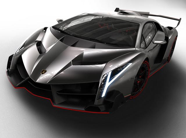 The Lamborghini Veneno #lamborghiniveneno