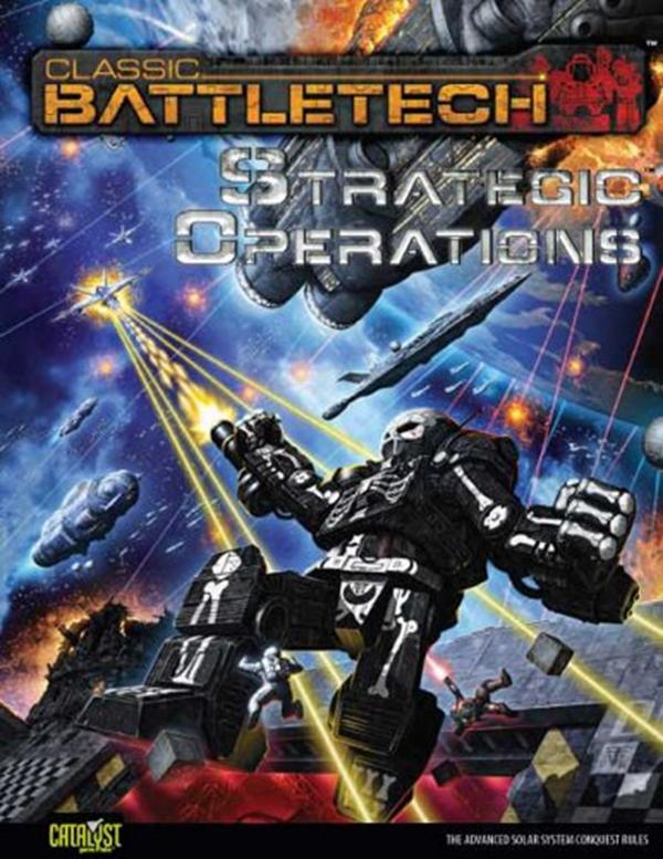 Battletech Strategic Operations *OP PDF Catalyst Game Labs