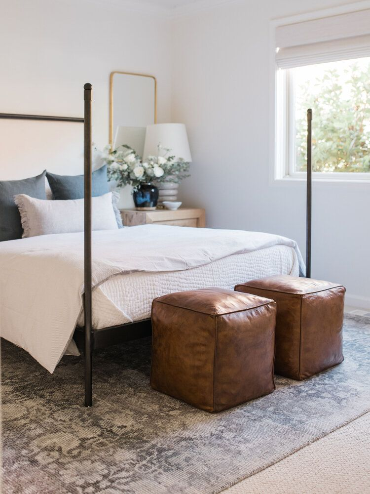Brooklane Project - Master Bedroom & Bath — Light & Dwell
