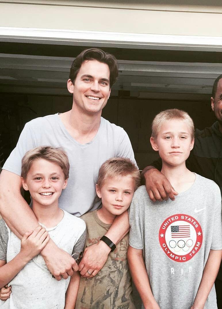 Twitter | Matt bomer, Matt bomer family, Matt bomer white