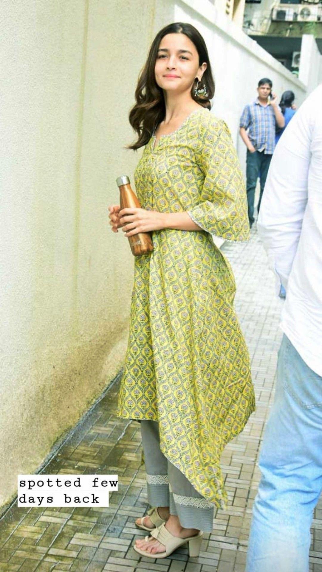 Fashion: Is Alia Bhatt Dressed Like An IIM Student In 2