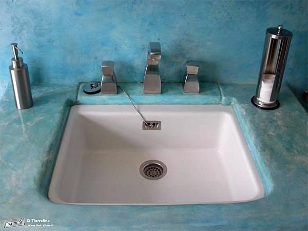 Tadelakt badkamers, een Marokkaans badhuis bij jou thuis