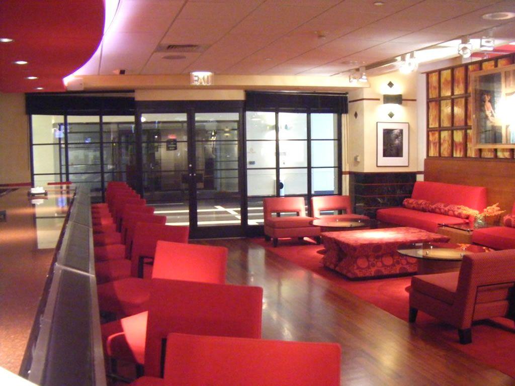 Bar Lounge Hospitality Interior Design Of The Rattlesnake Club Restaurant Detroit