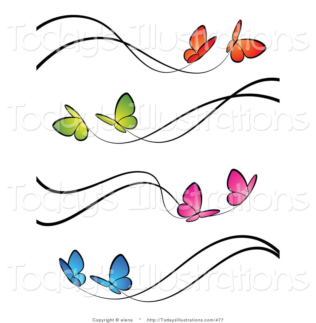 images for u003e butterfly clip art border cup clip art pinterest rh pinterest com pink butterfly border clipart butterfly page border clipart