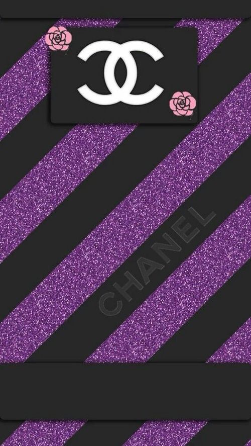 PURPLE AND BLACK STRIPES  shared by Kimberly Rochin