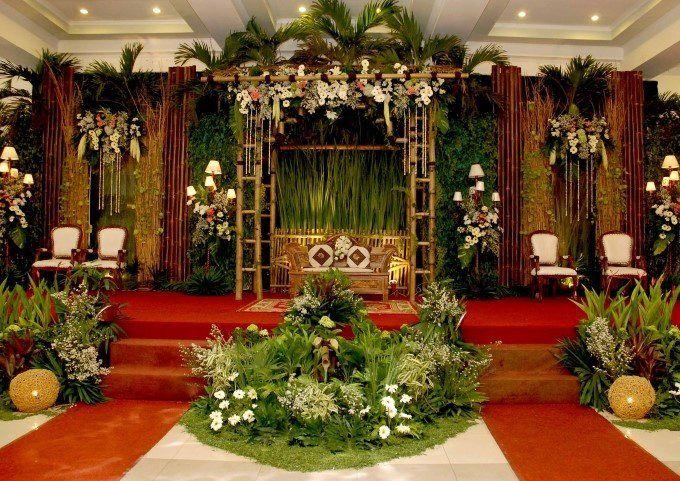 Dekorasi Pernikahan Tema Adat Sunda Pict Di 2019