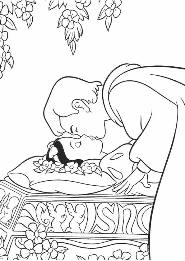 20 Beautiful Snow White Coloring Pages For Your Little Ones Princess Coloring Pages Disney Coloring Pages Snow White Coloring Pages