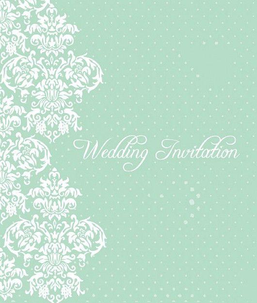 Wedding invitation vector Photoshop Pinterest Weddings and Wedding - fresh invitation template vector