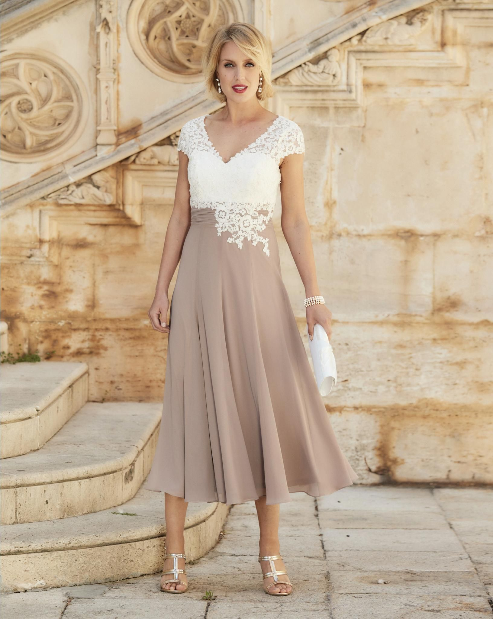 Nightingales Dress With Lace Detail Jd Williams Us Site Wedding