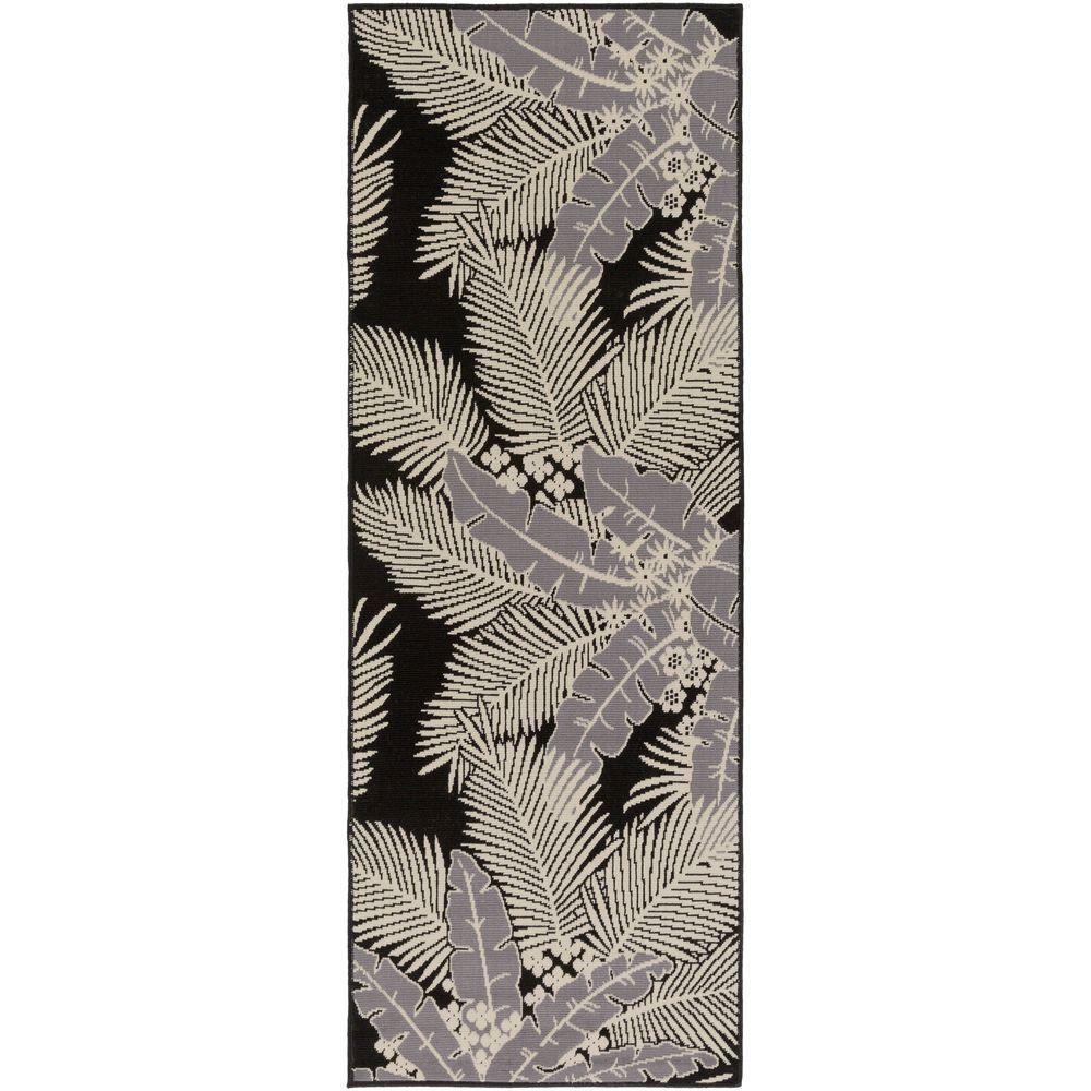 Artistic Weavers Burrageara Slate 4 Ft X 5 Ft Indoor Outdoor Area Rug S00151022859 Area Rugs Indoor Outdoor Area Rugs Outdoor Runner Rug