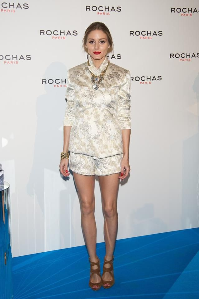 At Rochas Event Held in Madrid!