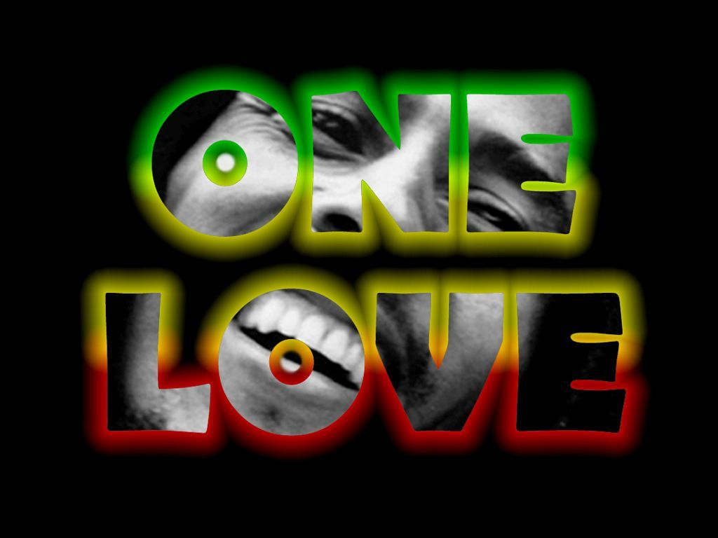 One Love Wallpaper In 2019 Love Wallpaper Bob Marley