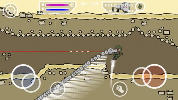 Mini Militia Mega Mod Apk 411 Wall Hack Free Download Mod