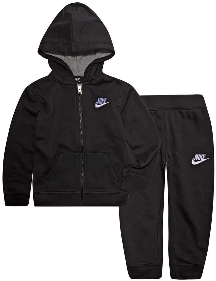 ff8292032a Toddler Boy Nike Zip Hoodie & Jogger Pants Set | Products | Nike zip ...