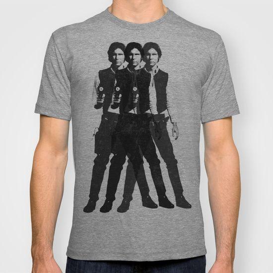 Triple Harrison  T-shirt