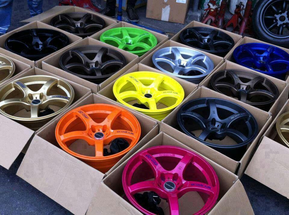 powder coated wheels Powder Coated Wheels Pinterest