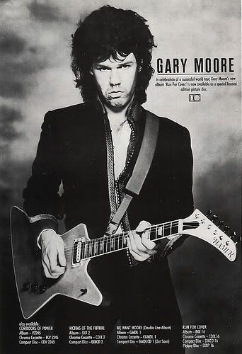Gary Moore My Favorite Song Of His Is Still Got The Blues For You Rock Clasico Tull Musica