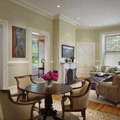 Abingdon Putty Living Room