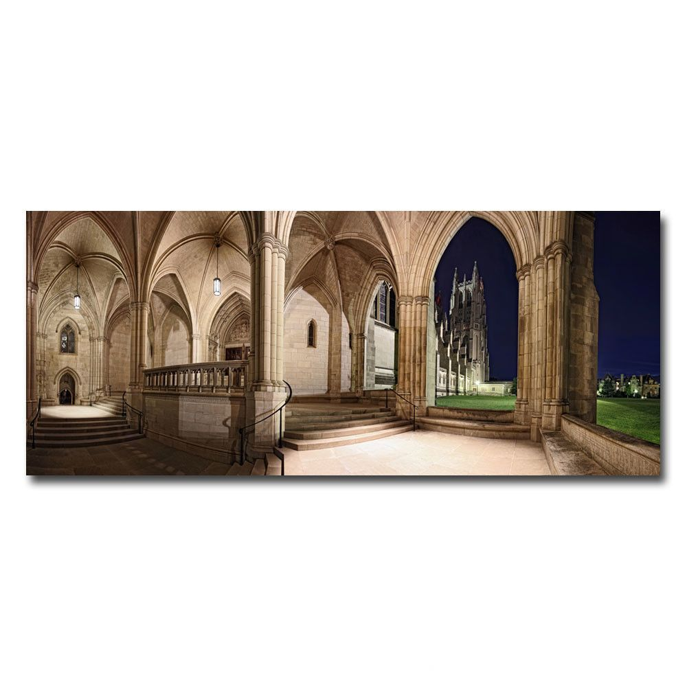 'National Cathedral' by Gregory O'Hanlon Photographic Print on Canvas