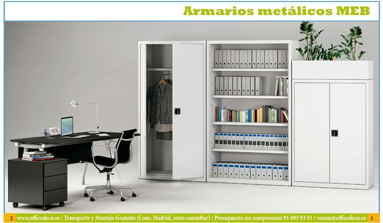 galeria de imagenes armarios puertas batientes muebles y sillas de oficina with muebles garaje