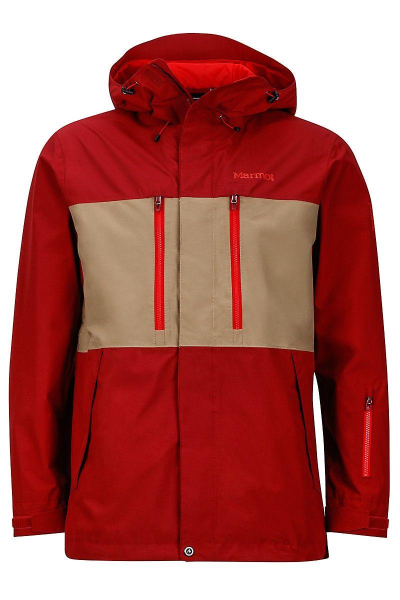Marmot Sugarbush Jacket Skijacke Herren | Review & Test